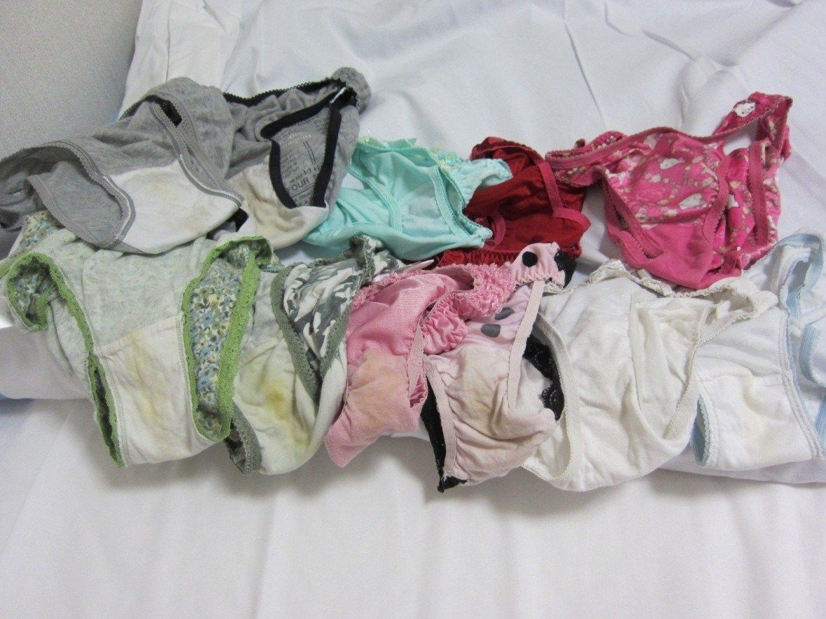 洗濯前,べっとり,汚パンツ,エロ画像【15】