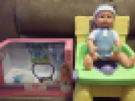 人形についたリアルなチ●ポ 赤ん坊型のおもちゃが世界で話題に