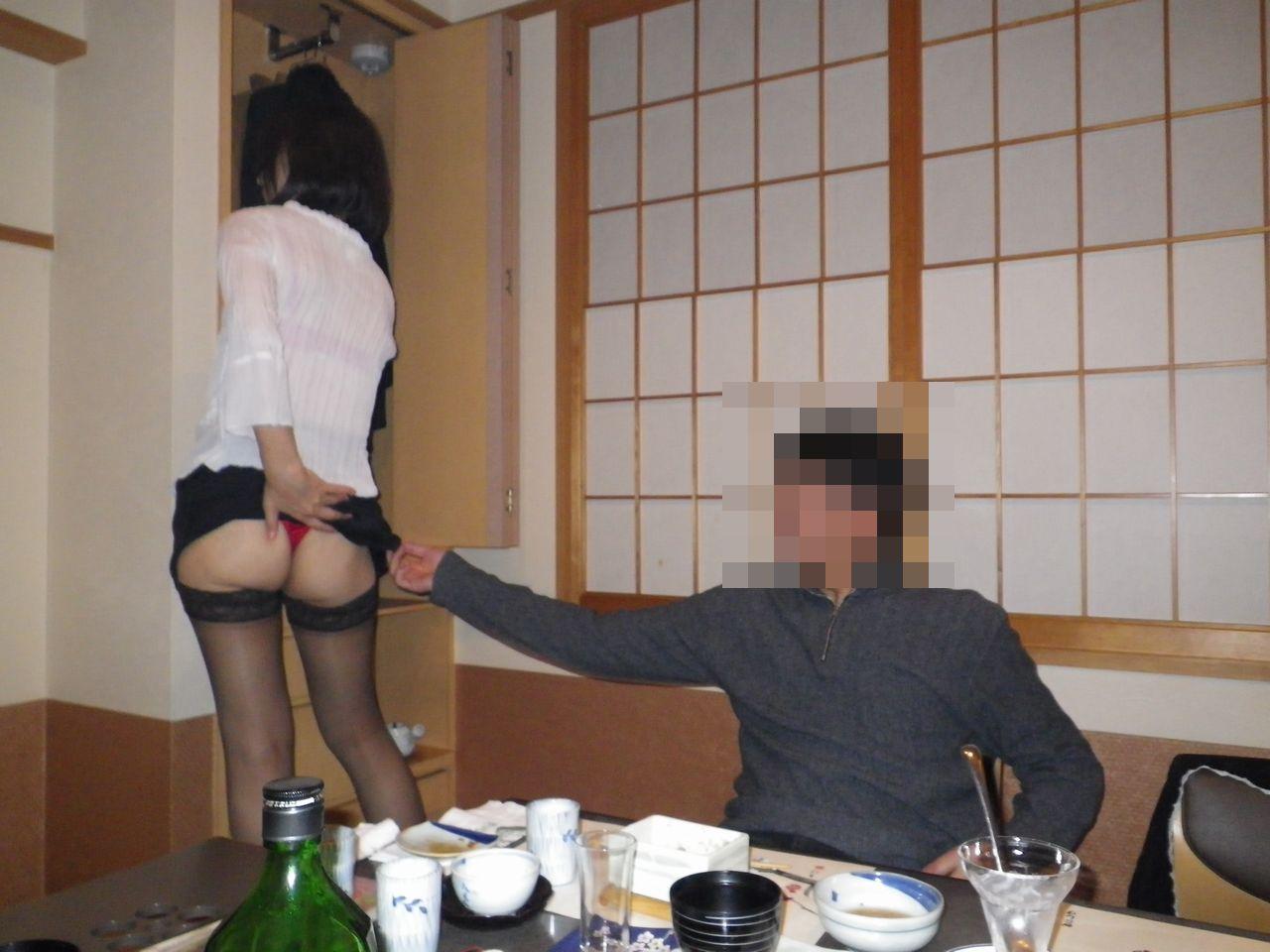 酒,コンパニオン,宴会,ピンク,エロ画像【14】