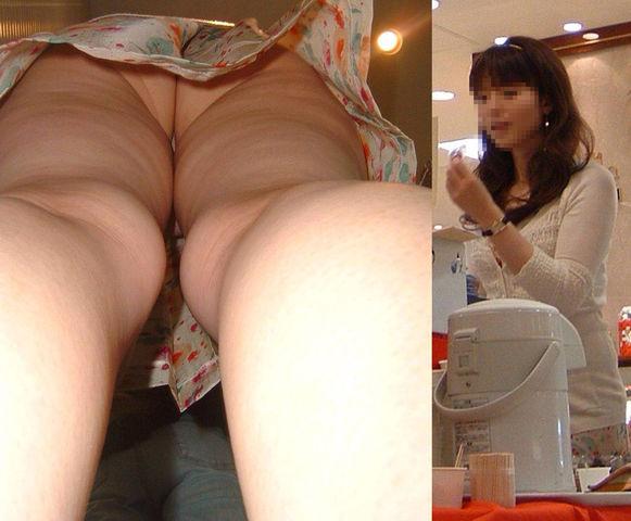 【画像】スカートの中wwwwww