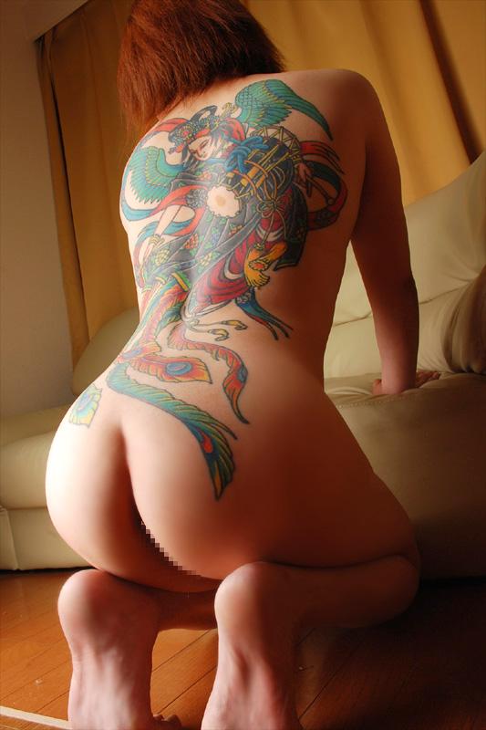 堅気,日本人,刺青,エロ画像【42】