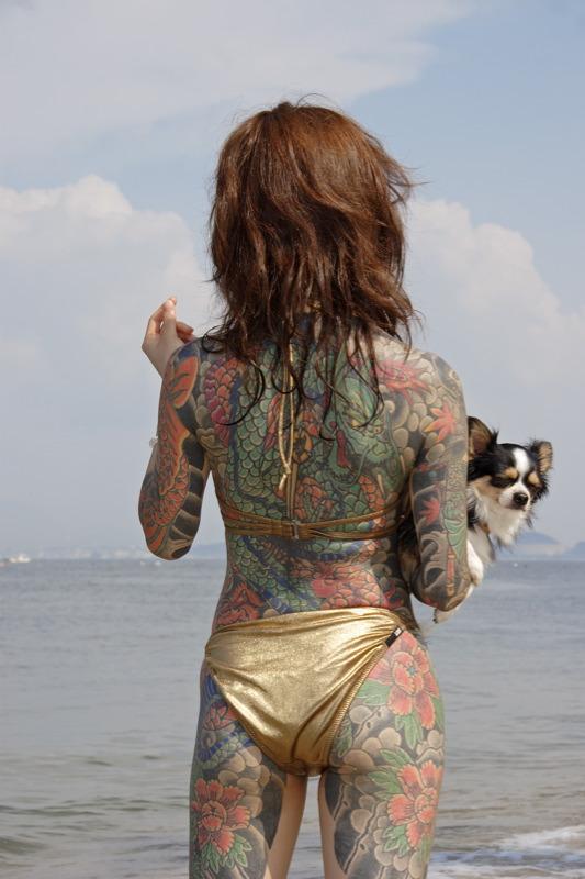 堅気,日本人,刺青,エロ画像【43】