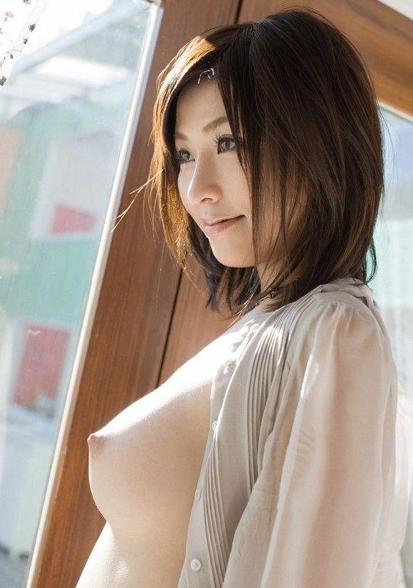 色白,おっぱい,キレイ,美白,美乳,エロ画像【14】