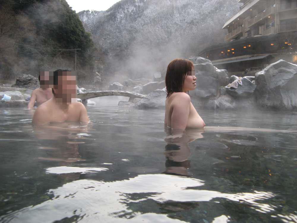 混浴,温泉,エロ画像,裸,エロ写真【24】