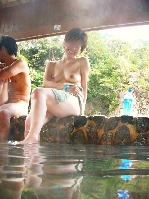 混浴,温泉,エロ画像,裸,エロ写真【26】