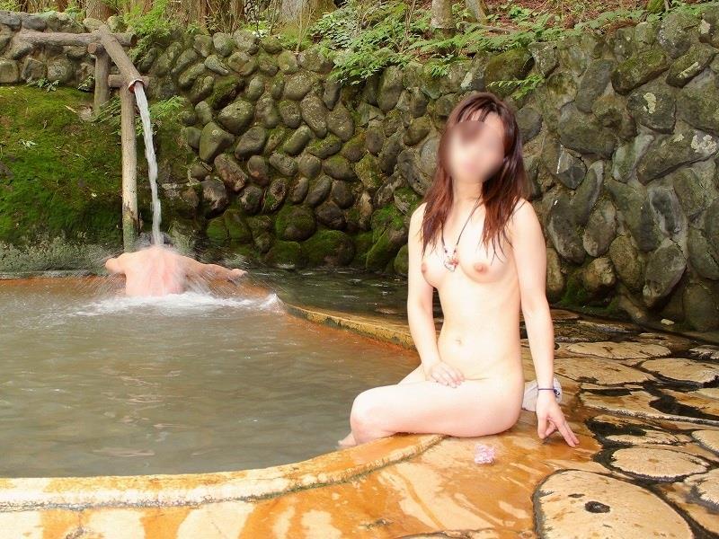 混浴,温泉,エロ画像,裸,エロ写真【27】