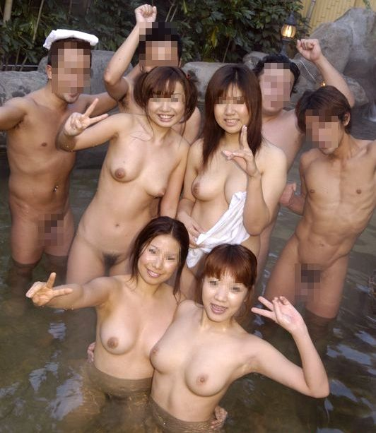 混浴,温泉,エロ画像,裸,エロ写真【31】