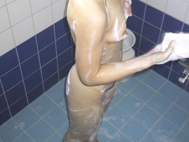 風呂,ソープ,マンコ,洗う,泡,女体,エロ画像【39】