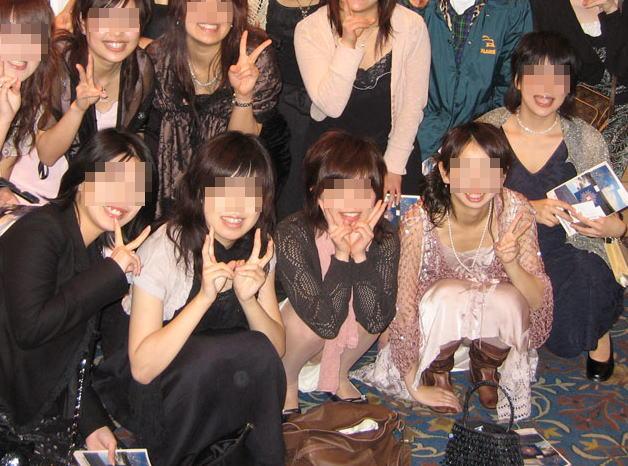 披露宴,結婚式,二次会,パーティー,ドレス,パンチラ,エロ画像【14】