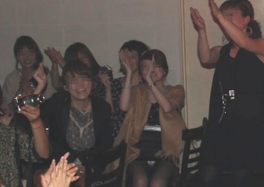 披露宴,結婚式,二次会,パーティー,ドレス,パンチラ,エロ画像【26】
