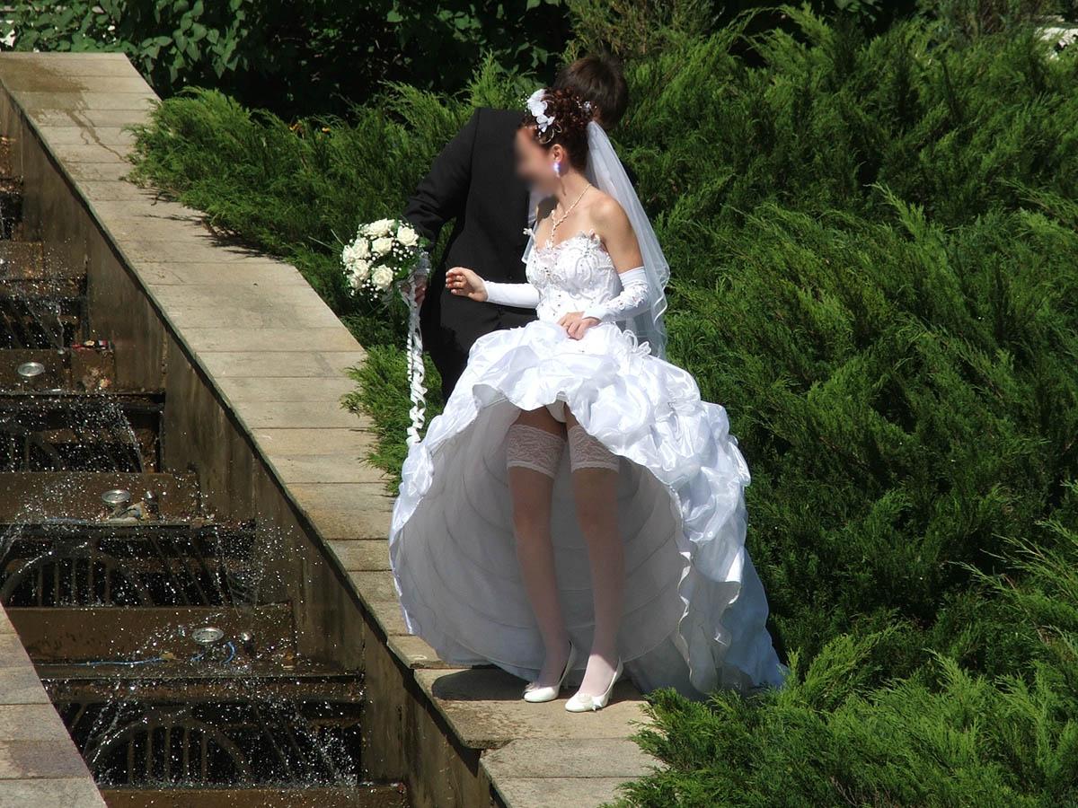 披露宴,結婚式,二次会,パーティー,ドレス,パンチラ,エロ画像【28】