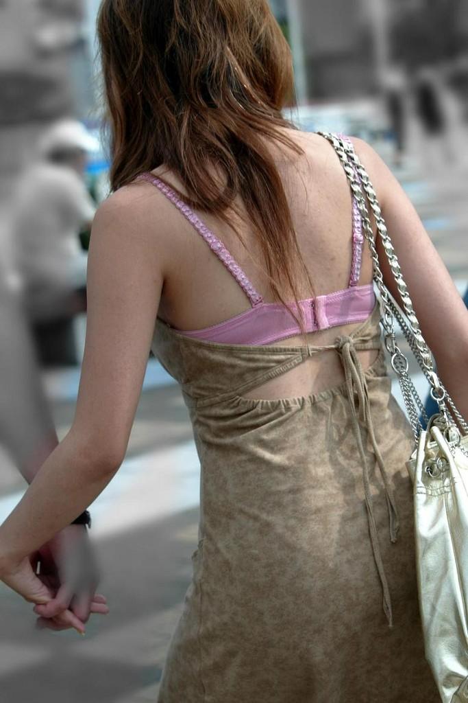ギャル,私服,派手,露出,街撮り,エロ画像【9】