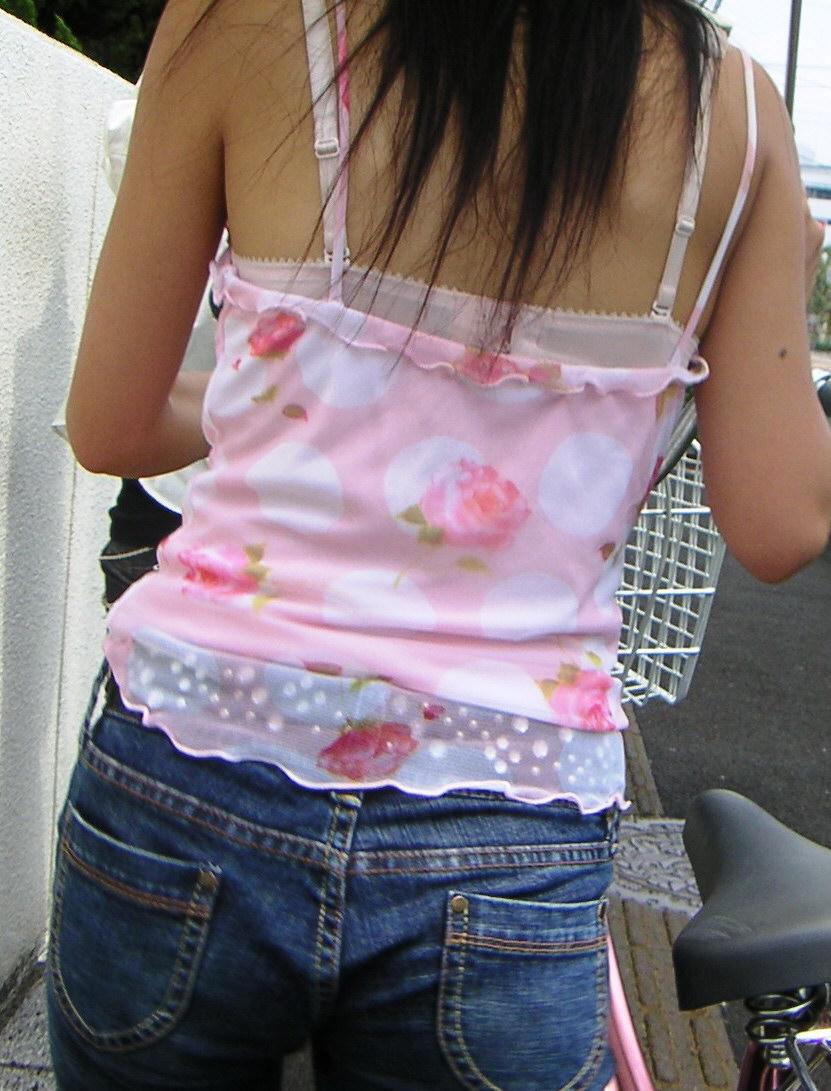 ギャル,私服,派手,露出,街撮り,エロ画像【17】
