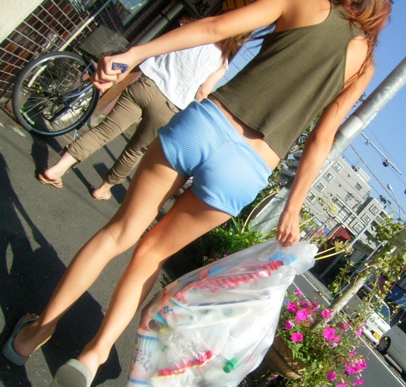 ギャル,私服,派手,露出,街撮り,エロ画像【36】