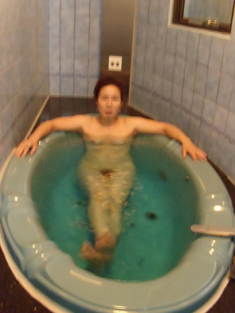 おばさん,入浴,ヌード,熟女,風呂,裸,エロ画像【36】