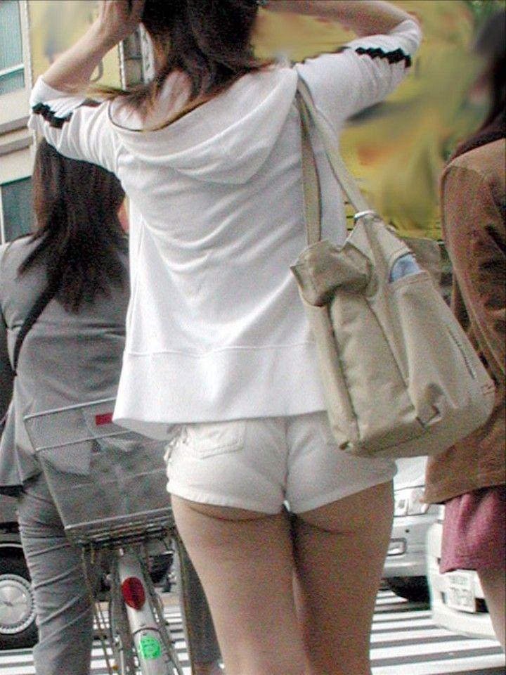 ショーパン,短パン,お尻,ハミケツ,エロ画像【32】