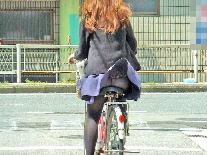 ラッキー,パンツ,風パンチラ,エロ画像【9】