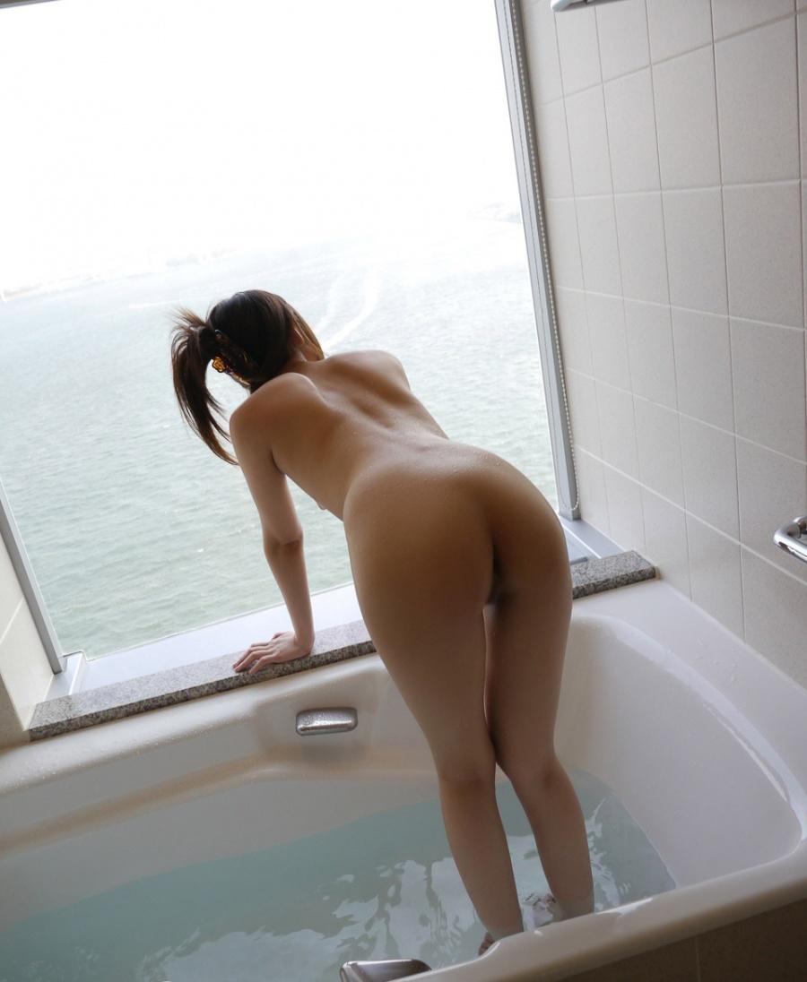 風呂,背中,エロ画像【31】