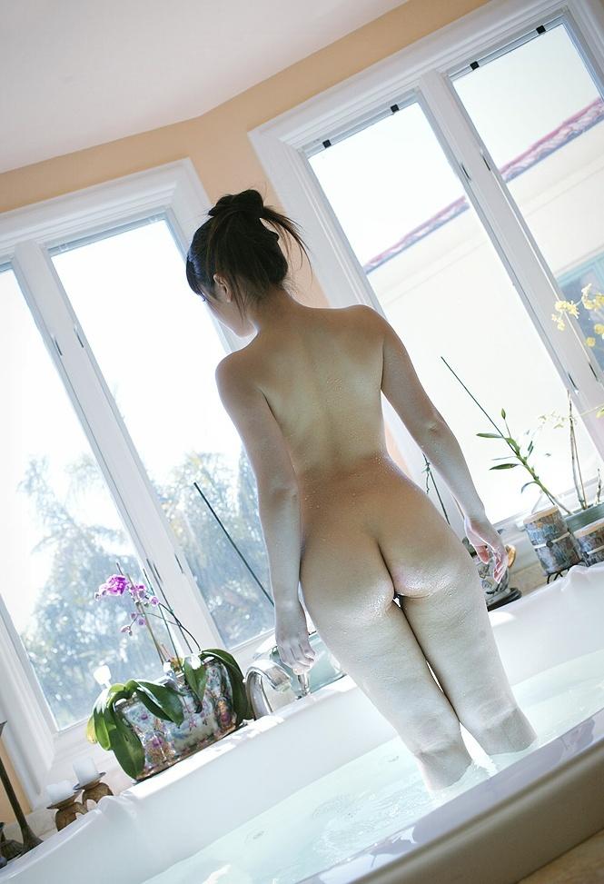 風呂,背中,エロ画像【47】
