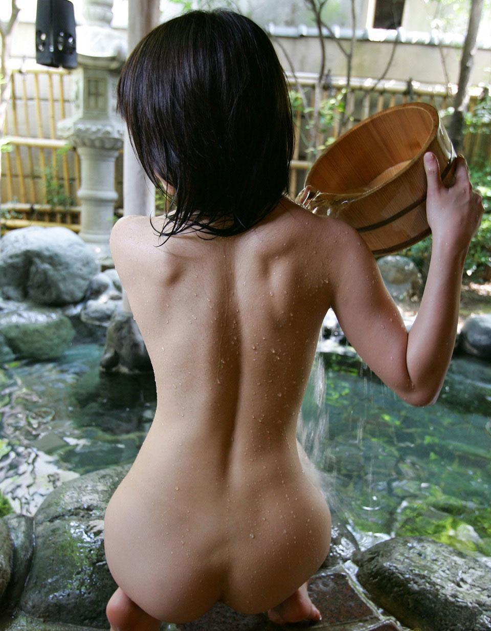 風呂,背中,エロ画像【53】
