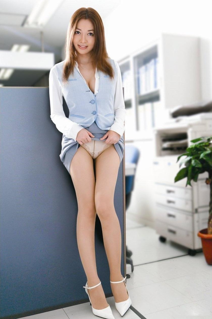 OL パンティー 無修正 パンツ,スカート,たくし上げ,OL,エロ画像【38】