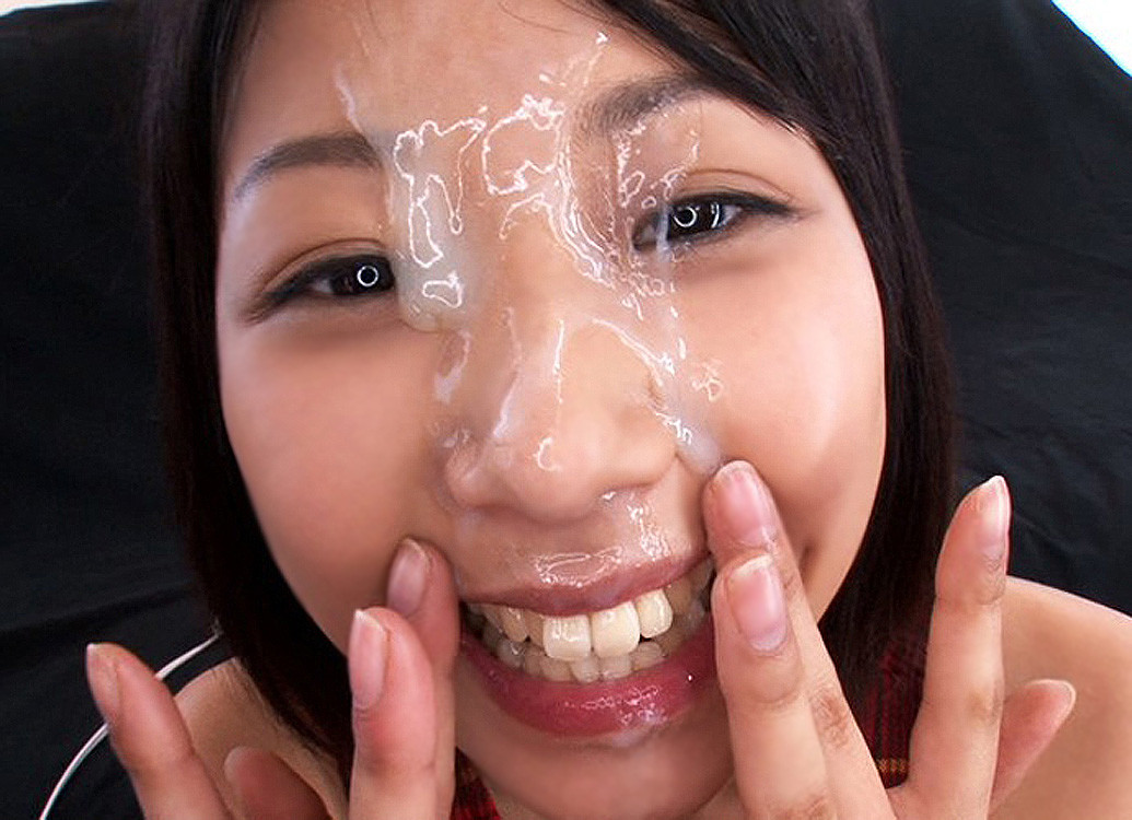 精子・愛!ザーメンぶっかけで幸せに浸る汚汁大好き女のエロ画像【2】