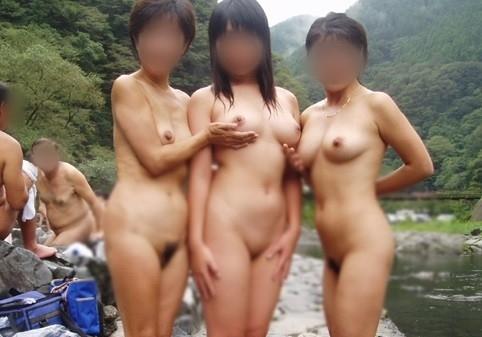 【温泉旅行】素人が撮影した記念写真がエロ過ぎてオナネタにしかならない・・・【3】