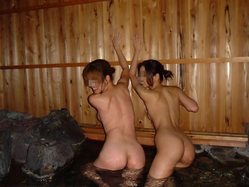 【温泉旅行】素人が撮影した記念写真がエロ過ぎてオナネタにしかならない・・・【4】