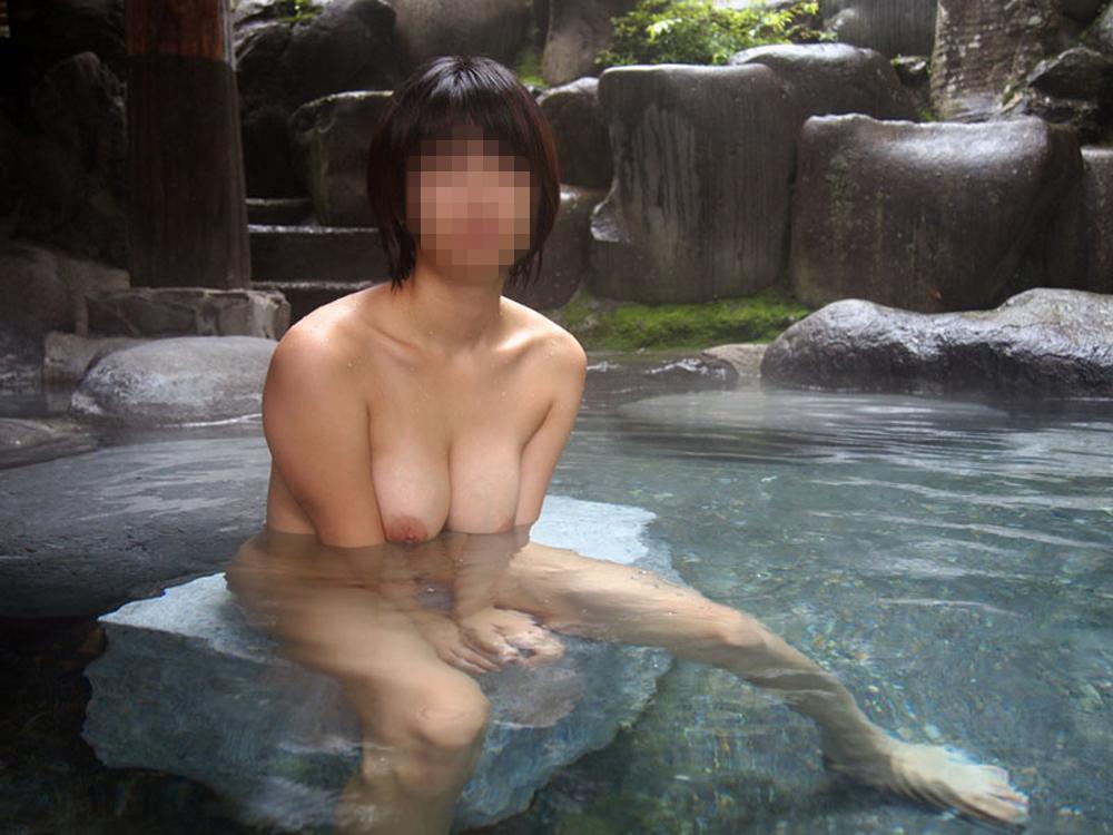 【温泉旅行】素人が撮影した記念写真がエロ過ぎてオナネタにしかならない・・・【5】