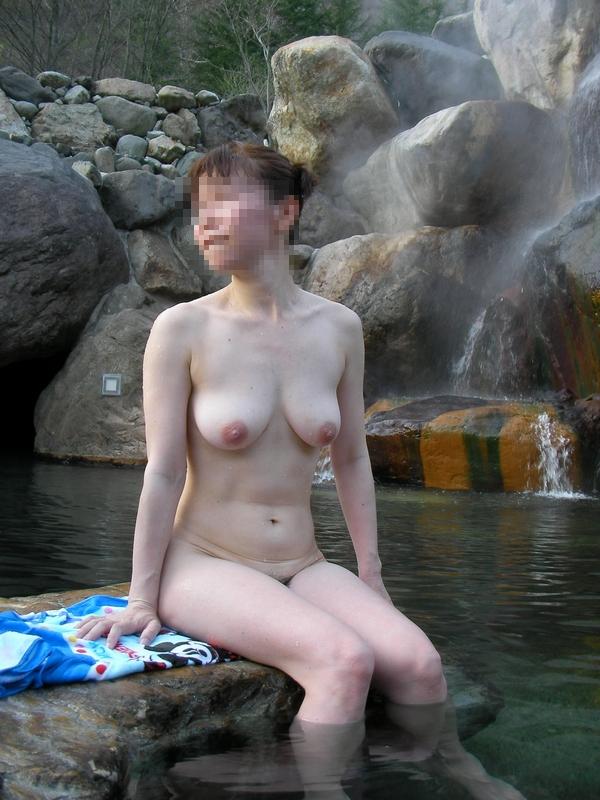 【温泉旅行】素人が撮影した記念写真がエロ過ぎてオナネタにしかならない・・・【12】