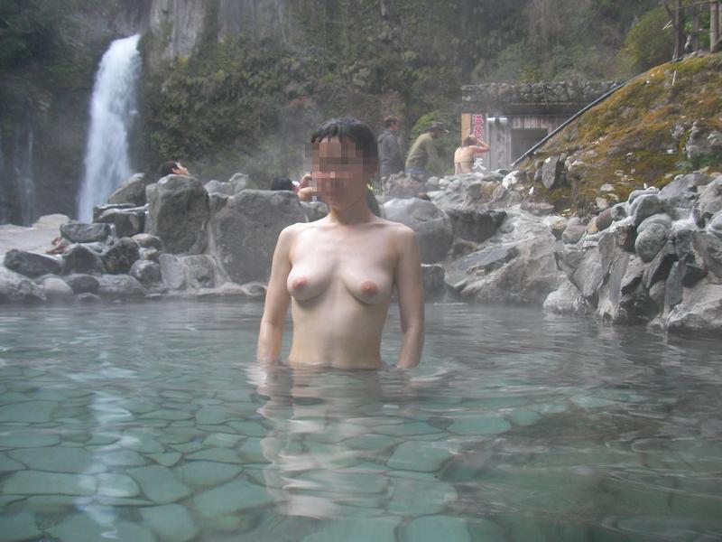 【温泉旅行】素人が撮影した記念写真がエロ過ぎてオナネタにしかならない・・・【16】