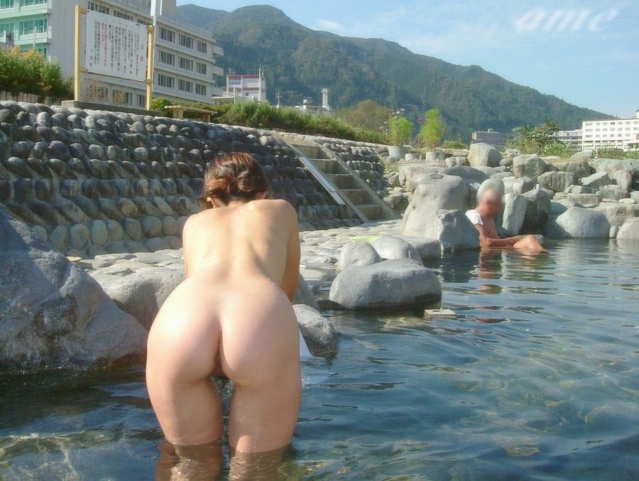 【温泉旅行】素人が撮影した記念写真がエロ過ぎてオナネタにしかならない・・・【25】