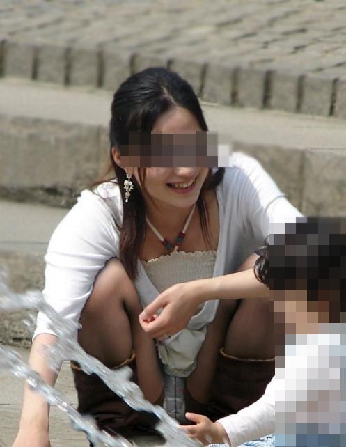 【ママのパンツ30枚】パンチラ画像に関しては子育て中の親が一番エロい【5】