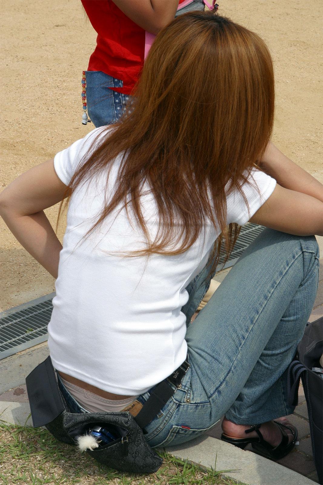 【ママのパンツ30枚】パンチラ画像に関しては子育て中の親が一番エロい【10】